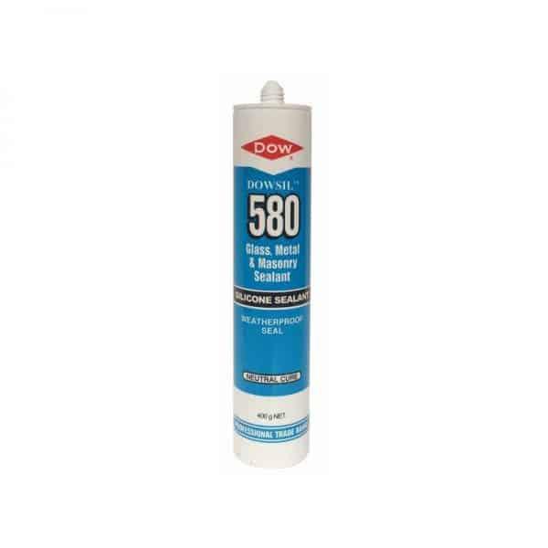 Dowsil 580 - Glass, Metal and Masonry Sealant