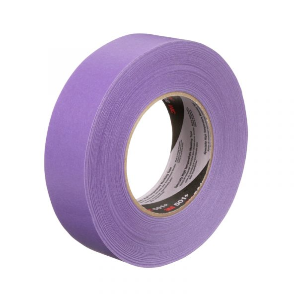 3M™ 501+ Specialty High Temperature Masking Tape